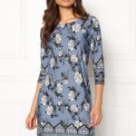 Blenda Dress Blue/Patterned