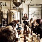 Ølsmaking og omvisning på 7 Fjell Bryggeri i Bergen