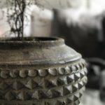 Vintage keramikkpotte fra Lovewarriors